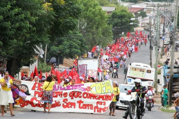 marcha na avenida tronco@leandro anton