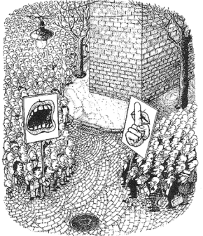 Das sublevações à democraciacontrolada