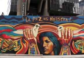 """Colombia: universidad en tiempos de """"paz"""""""