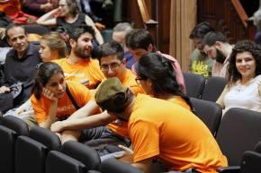 """Politizar o """"não lugar"""": os estudantes e a descolonização daRAM"""