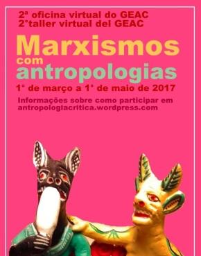 Marxismos con antropologías. 2° taller virtual delGEAC.