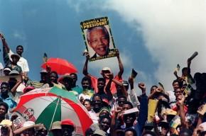 Mandela e as políticas darepresentação