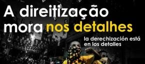 A direitização mora nos detalhes: três análises concretas Brasil –Argentina